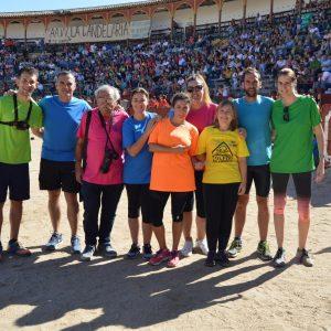 as asociaciones de vecinos celebran con 'El gran reto' el 40 aniversario de San Antón con respaldo municipal