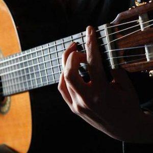 Música en la biblioteca: Concierto de guitarra clásica