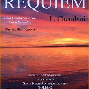Concierto: Requiem en la Catedral de Toledo