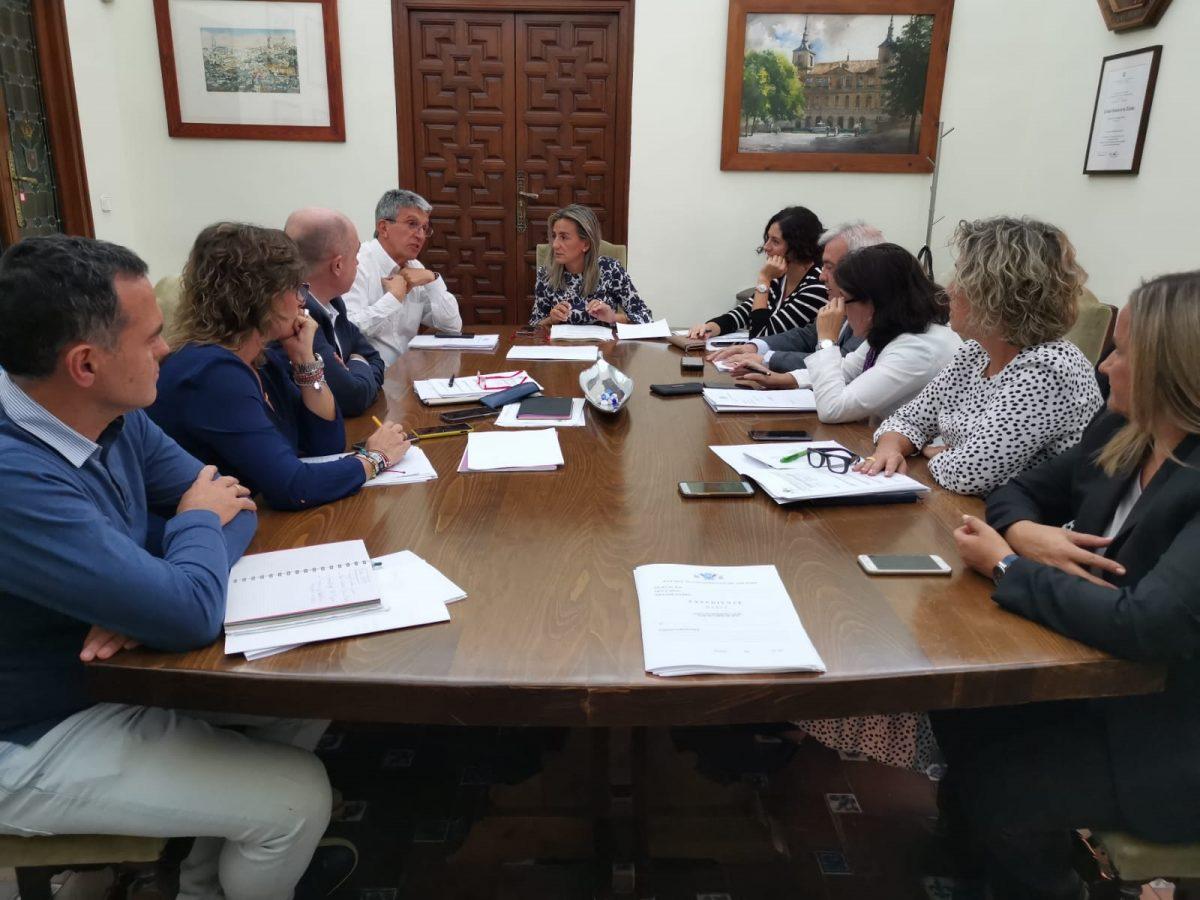 http://www.toledo.es/wp-content/uploads/2019/10/junta-de-gobierno-local-1200x900.jpg. Licitadas las obras de rehabilitación de la Biblioteca del Polígono, 700.000 euros con fondos FEDER