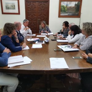 icitadas las obras de rehabilitación de la Biblioteca del Polígono, 700.000 euros con fondos FEDER