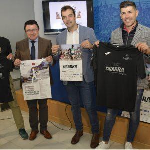 l paisaje será protagonista de 'La Cigarra Toledana', la carrera incluida en el Circuito de Ciudades Patrimonio de la Humanidad