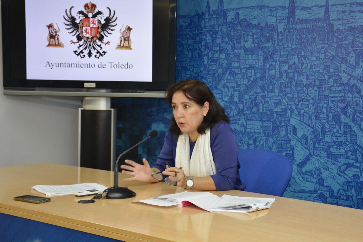 https://www.toledo.es/wp-content/uploads/2019/10/mar-alvarez_20191015-1200x800.jpg. El Gobierno local incluirá la bonificación de las plusvalías relativas a herencias en las ordenanzas fiscales para el ejercicio 2020