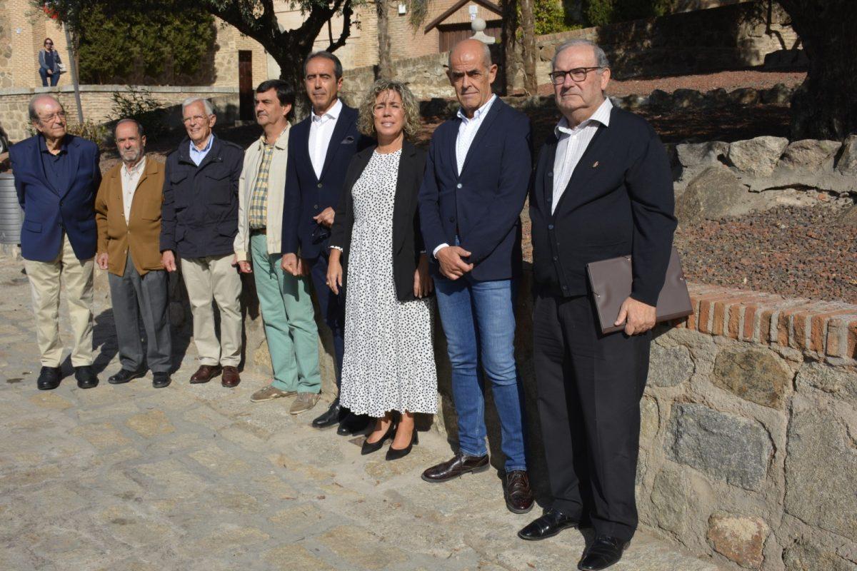 http://www.toledo.es/wp-content/uploads/2019/10/marta-medina_carrera-san-sebastian-1200x800.jpg. El Ayuntamiento recupera un espacio verde en las Carreras de San Sebastián como jardín simbólico de las Tres Culturas