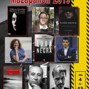Mazapanoir 2019: Inauguración del festival