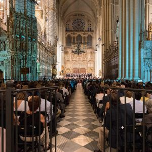 Stabat Mater de Pergolesi, por la Orquesta del Teatro Real