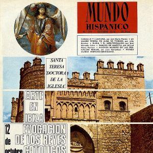 oledo en la revista Mundo Hispánico (1948-1971)