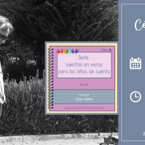Cuentacuentos: 7 cuentos en verso para niños sin cuento