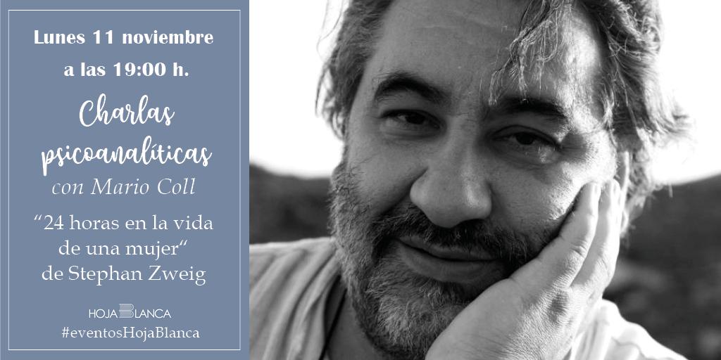 https://www.toledo.es/wp-content/uploads/2019/10/noviembre-tw-eventos9.png. Charlas literarias – psicoanalíticas a cargo de Mario Coll