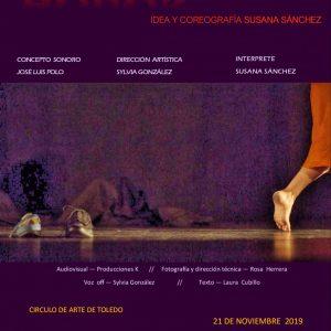 Danza y Teatro: Hodós, de Susana Sánchez