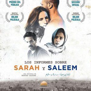 Cine club municipal: Los informes de Sarah y Saleem