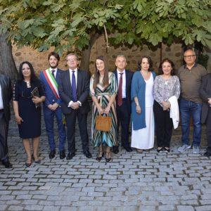 l Ayuntamiento comparte con la Escuela de Traductores la entrega de galardones del V Premio Internacional Gerardo de Cremona