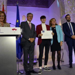 l Gobierno local, en la entrega de los Premios Extraordinarios de ESO, Bachillerato y Enseñanzas Artísticas de Castilla-La Mancha