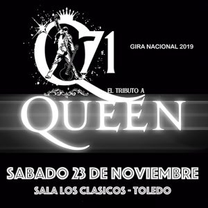 Concierto: Q71 (Tributo a Queen)