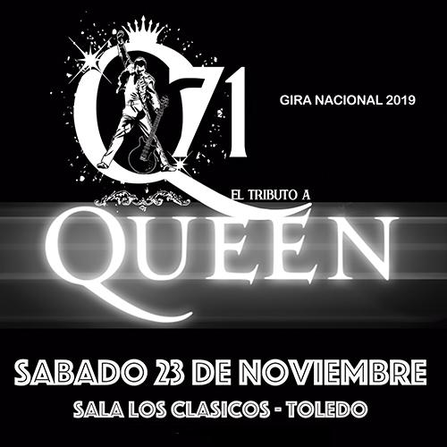 https://www.toledo.es/wp-content/uploads/2019/10/q71queen.jpg. Concierto: Q71 (Tributo a Queen)