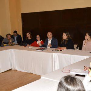 l Gobierno local comparte con los profesionales del sector la estrategia municipal para profundizar en la excelencia turística