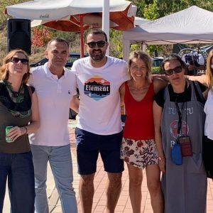 alparaíso celebra su II Mercado Eco y 'Han Made' en una jornada de convivencia vecinal con la colaboración del Ayuntamiento