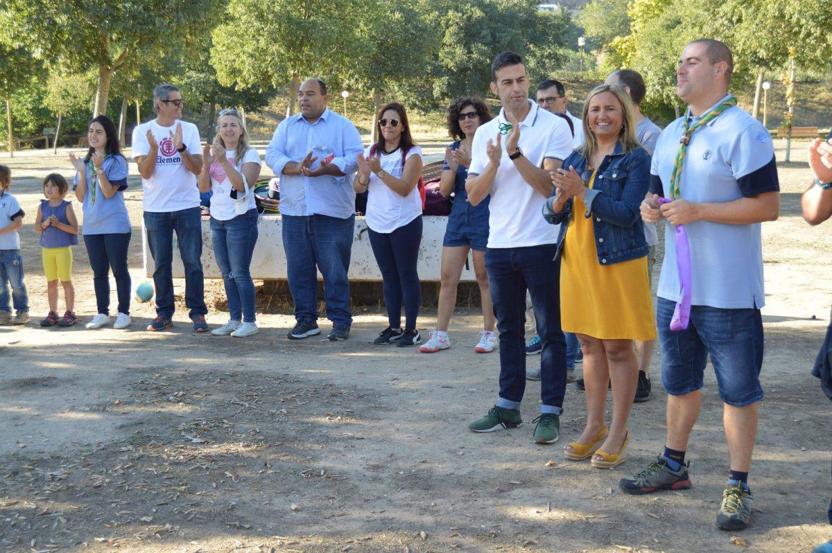 https://www.toledo.es/wp-content/uploads/2019/10/scouts_1-1200x798.jpg. El Ayuntamiento muestra su compromiso y apoyo al movimiento juvenil Scout-Seeone 576 de Toledo en el inicio de su nuevo curso