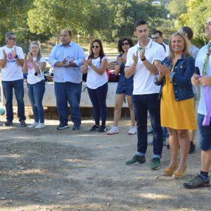 l Ayuntamiento muestra su compromiso y apoyo al movimiento juvenil Scout-Seeone 576 de Toledo en el inicio de su nuevo curso
