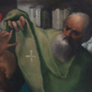 """Visita comentada: Recorrido por la exposición """"Pentecostés"""""""