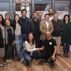l Teatro de Rojas acoge el estreno nacional de 'Mariana Pineda' con un elenco encabezado por Laia Marull, Álex Gadea y Óscar Zafra