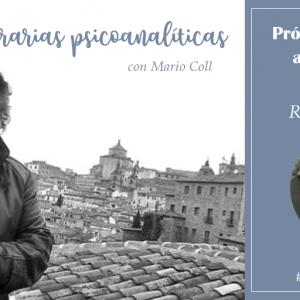 Tertulia literaria Psicoanalística, a cargo de Mario Coll