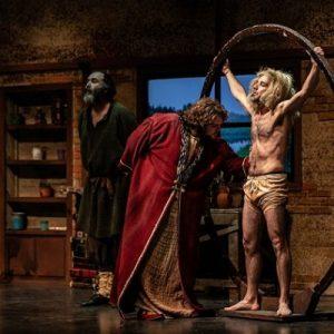 Teatro: En casa de Leonardo
