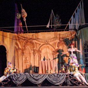 Ópera: PAGLIACCI, de R. Leoncavallo