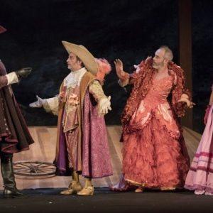 Teatro: Entre bobos anda el juego, de Francisco de Rojas Zorrilla