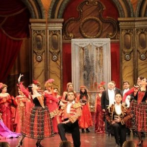 Ópera: LA TRAVIATA, de Giuseppe Verdi