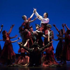 Danza: El sombrero de tres picos, de Manuel de Falla