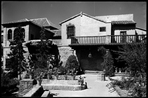 Toledo - Jardín de la Casa del Greco_2