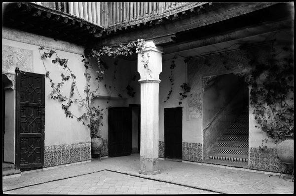 Toledo - Patio de la Casa del Greco
