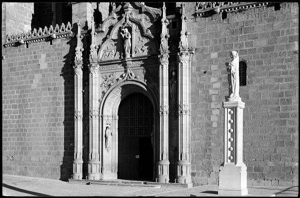 Toledo - San Juan de los Reyes. Portada