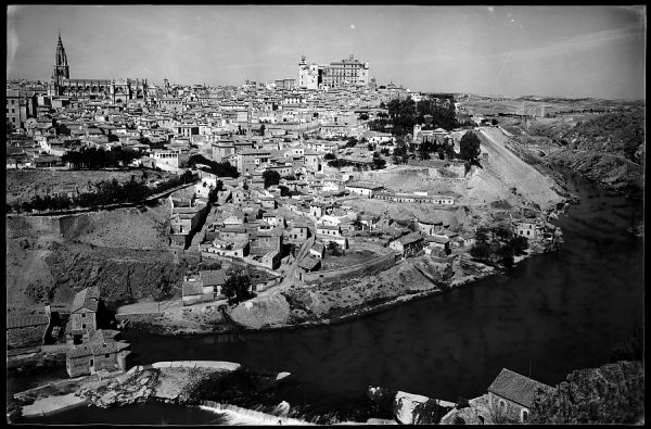 Toledo - Vista parcial desde el Valle_2