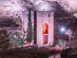 http://www.toledo.es/wp-content/uploads/2019/10/torreon_cava.jpg. Iluminación especial por el TDAH