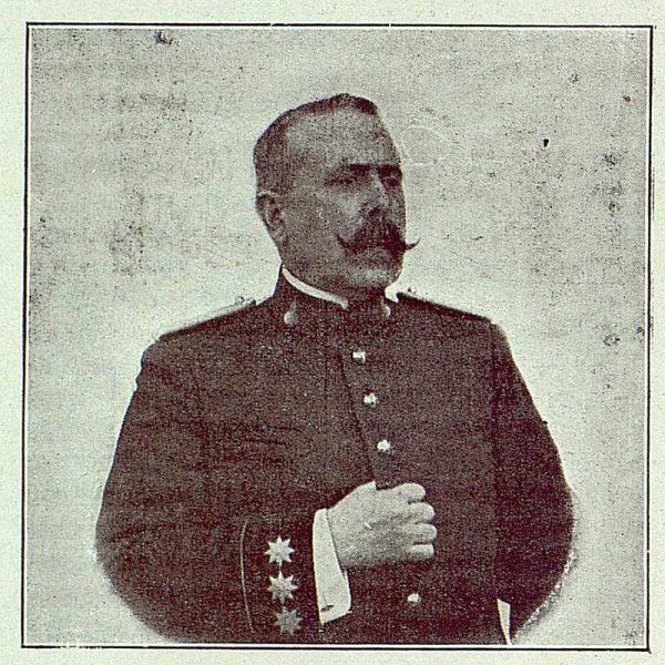 TRA-1915-003-Luis Hernando, Coronel Director de la Fábrica de Armas