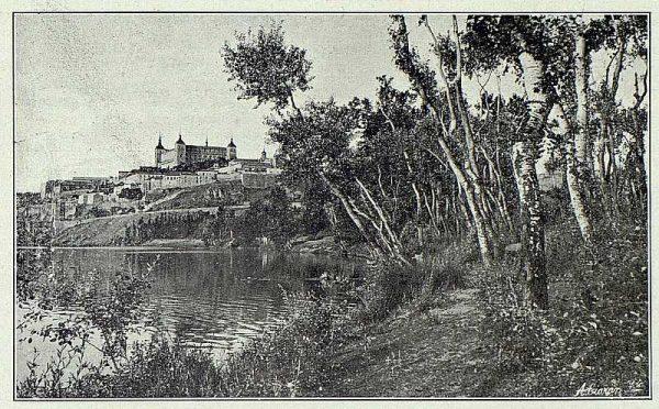 TRA-1915-003-Paisaje toledano-Foto Rodríguez