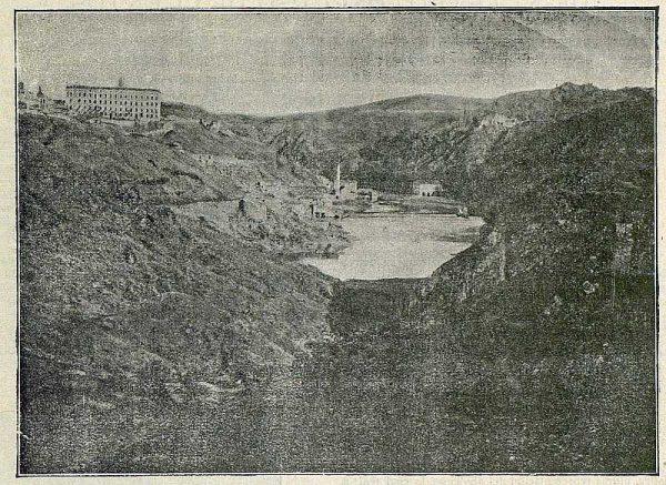 TRA-1916-057-Paisaje toledano-Foto Garcés
