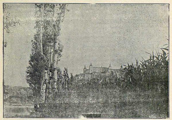 TRA-1916-058-Paisaje toledano-Foto Garcés