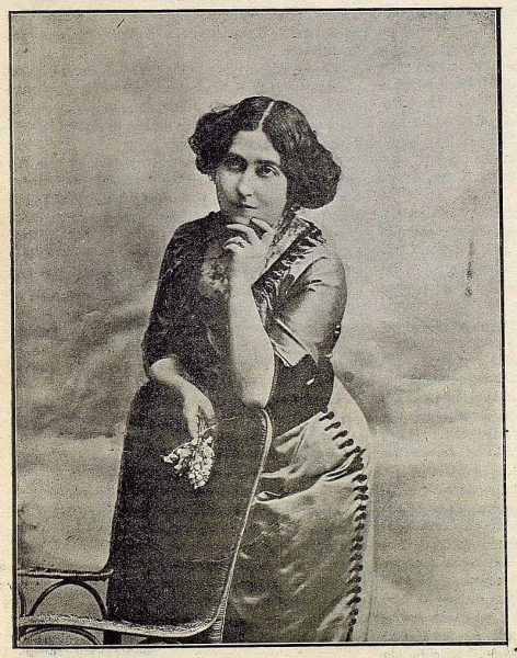 TRA-1916-060-Concha Espina, escritora