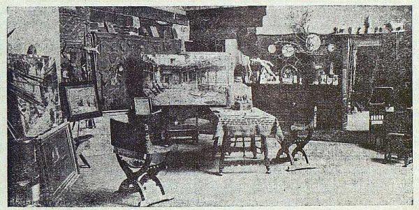 TRA-1916-063-El estudio de Arredondo-Foto Rodríguez