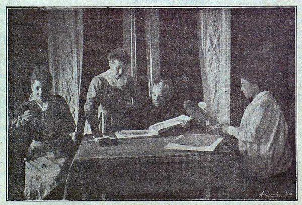 TRA-1916-063-La familia de Ricardo Arredondo-Foto Ciarán