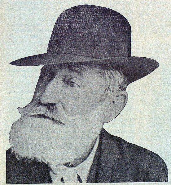 TRA-1916-063-Ricardo Arredondo, pintor-Foto Comendador