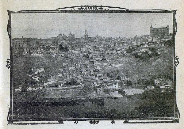 TRA-1917-070-Paisaje toledano