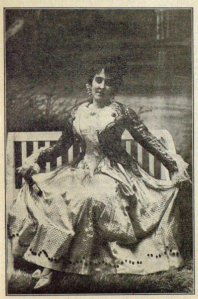 TRA-1917-072-Josefina Sanz, artista lírica