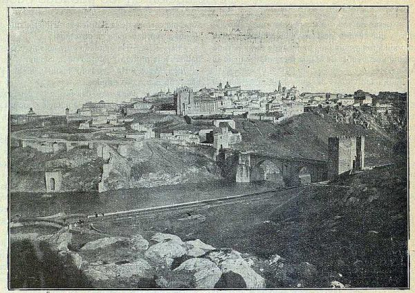 TRA-1917-075-Paisaje toledano