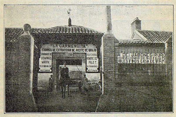 TRA-1917-083-La Carmencita, fábrica de aceites y jabones, sobrino de Domingo Marín
