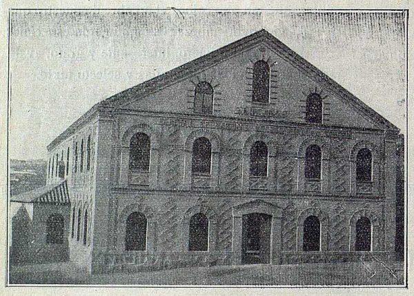 TRA-1918-091-Fábrica de harinas, exterior