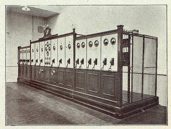 TRA-1918-096-Fábrica de Armas, cuadro general de distribución